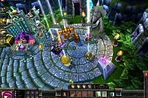 Počítačová strategická hra League of Legends.