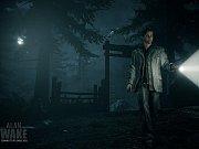 Počítačová hra Alan Wake: American Nightmare.