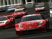 Počítačová hra Gran Turismo 5.