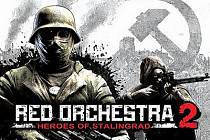 Počítačová hra Red Orchestra 2 - Heroes of Stalingrad.