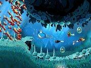 Počítačová hra Rayman: Origins.