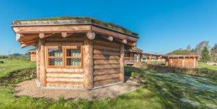 Hlasujte pro dřevěné stavby a vyhrajte dovolenou ve srubu