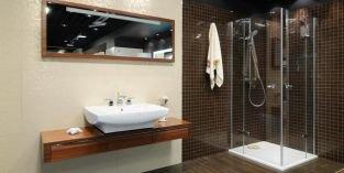 Inspirace: Sprchové vaničky do koupelny snů