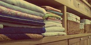 Jak často měnit ručníky a jak je prát