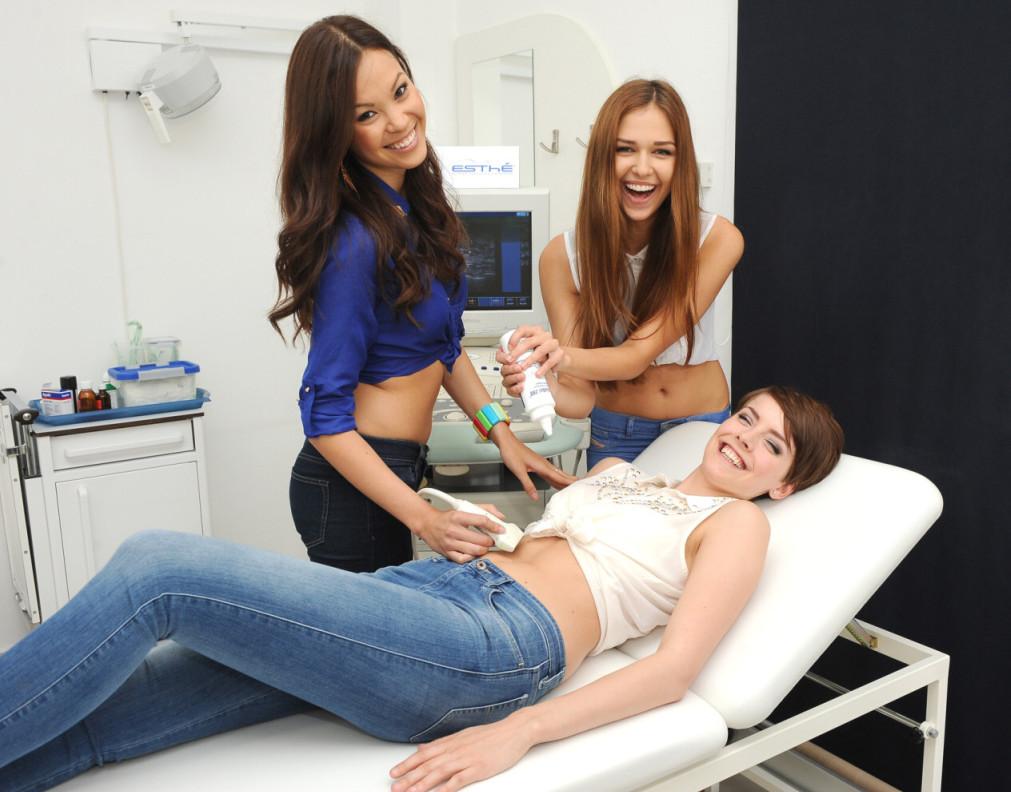 Česká Miss Earth Monika Leová, Česká Miss World Lucie Kovandová, Česká Miss Gabriela Kratochvílová