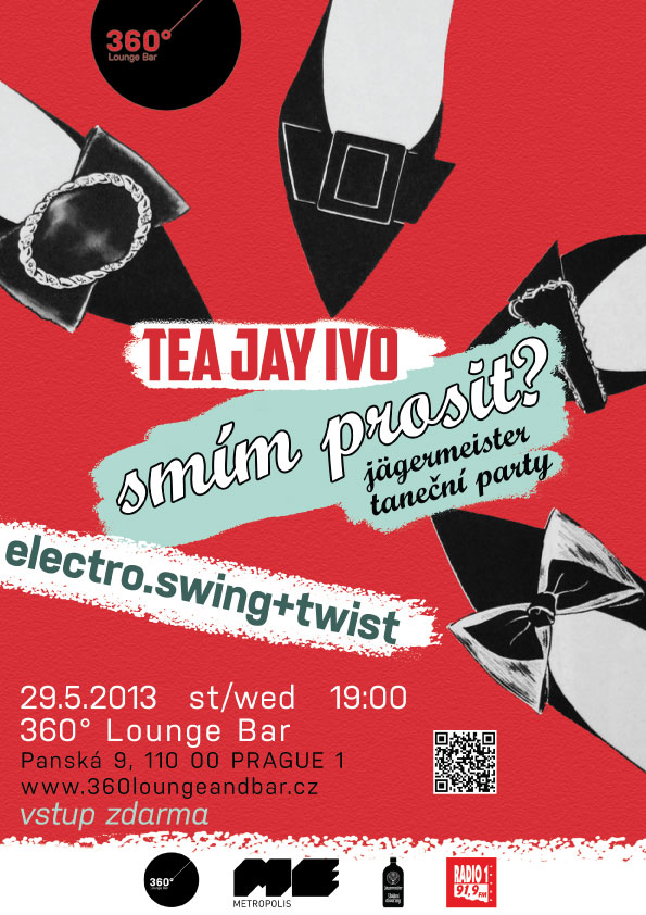 oficialni plakat 1.tanecniho vecera-elektro.swing+twist