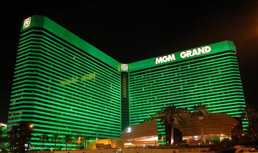 Do Las Vegas hotel MGM Grand neodmyslitelně patří.