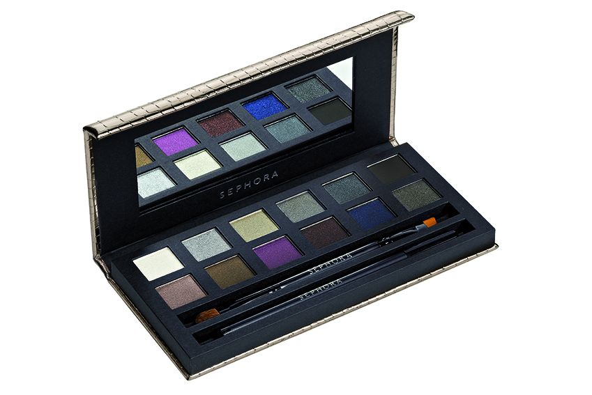 It Palette - Smoky eyeshadow collection ouvert BD