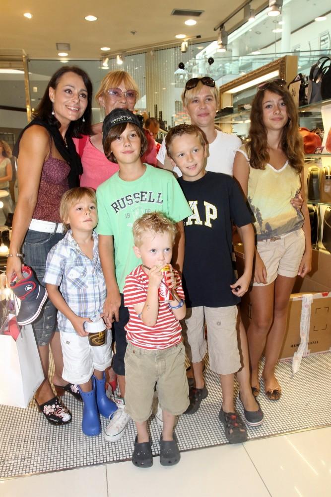 Otevreni prodejny Destroy Kids, OC Novy Smichov