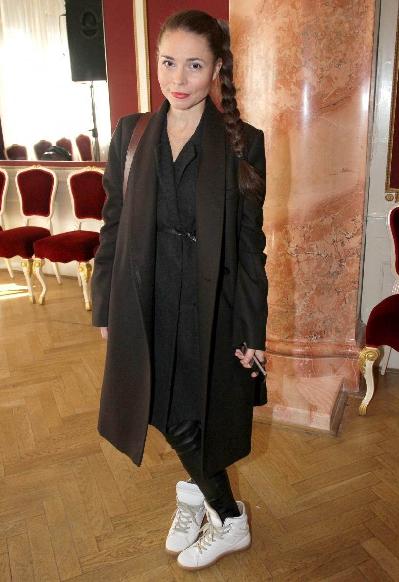 VTerapii si zahrála také Kateřina Winterová.