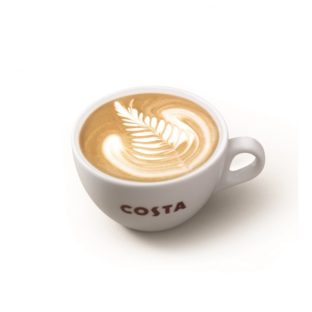 Costa Coffee_flat white