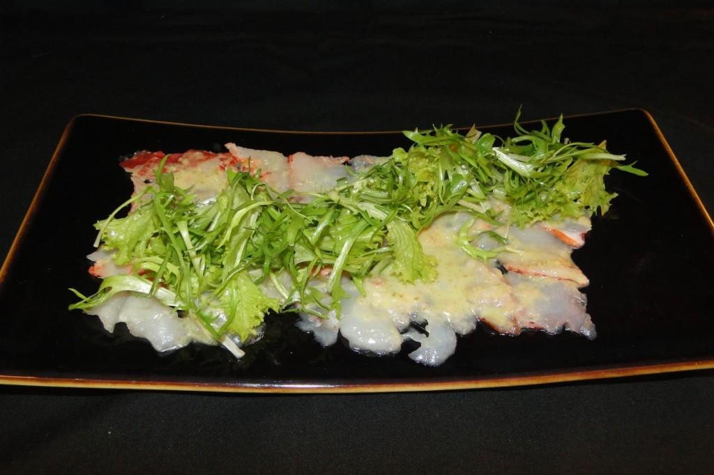 Buddha Bar - sushi humr SASHIMI