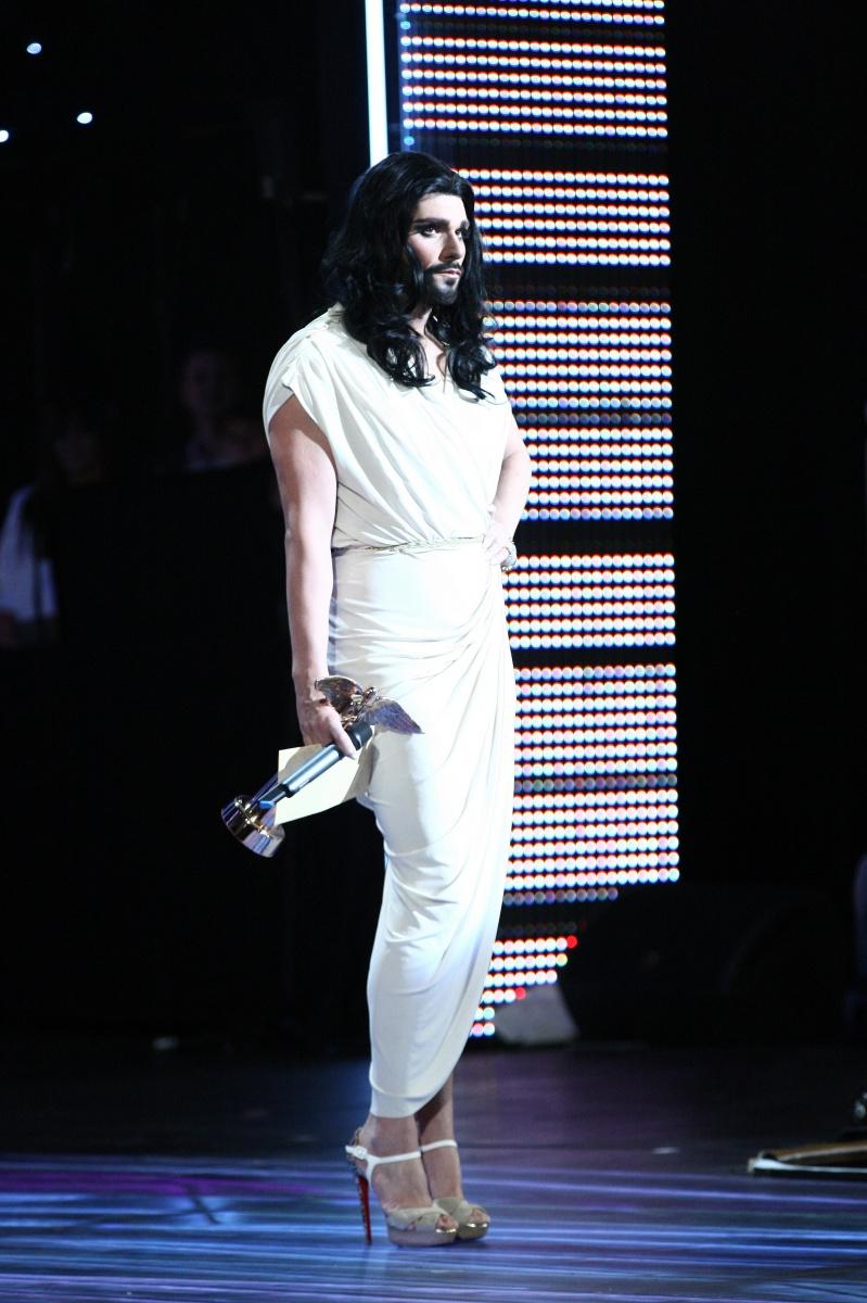 Leoš Mareš se inspiroval vítězkou Eurovize Conchitou Wurst.