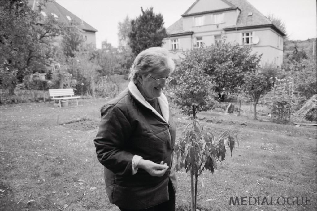 Zuzana Marešová, foto Jaroslav Brabec